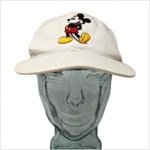 Vintage Goofys Hat Co Mickey Mouse Baseball Cap